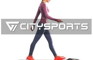 Avis Tapis de course 6 km h Citysports