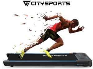 Avis Tapis de course bluetooth Citysports