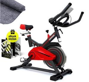 Avis Vélo d'appartement Sportstech Profi F-Bike SX100