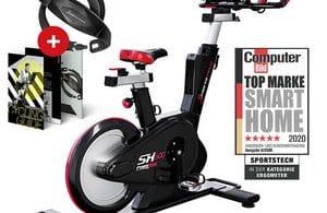 Avis Vélo d'appartement Sportstech SX600