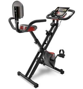 Avis Vélo d'appartement avec dossier Sportstech F-Bike X100