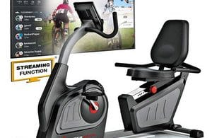 Avis Vélo d'appartement ergonomique Sportstech ES600