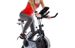 Test Vélo d'appartement Sportstech SX200