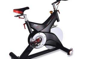 Test Vélo d'appartement silencieux Sportstech SX500
