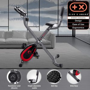 Vélo d'appartement Ultrasport F-Bike 200B