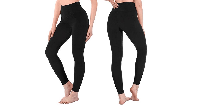 Comparatif pour choisir le meilleur legging minceur taille haute