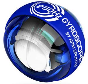 Test et avis sur la powerball 250kHz Classic Gyroscope