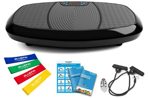 Avis plateforme vibrante oscillante Bluefin Fitness