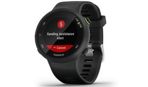 Test et avis sur la montre GPS running Garmin Forerunner 45