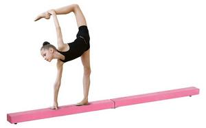 Test et avis sur la poutre de gymnastique Homcom