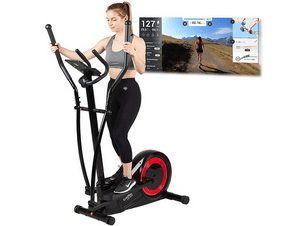 Avis vélo elliptique Care Fitness CE-665